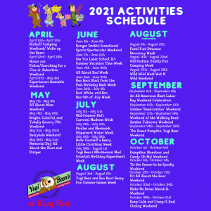 party activities graphic